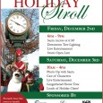 New Canaan's Holiday Stroll