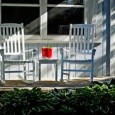 A Love Affair with a New Canaan Porch