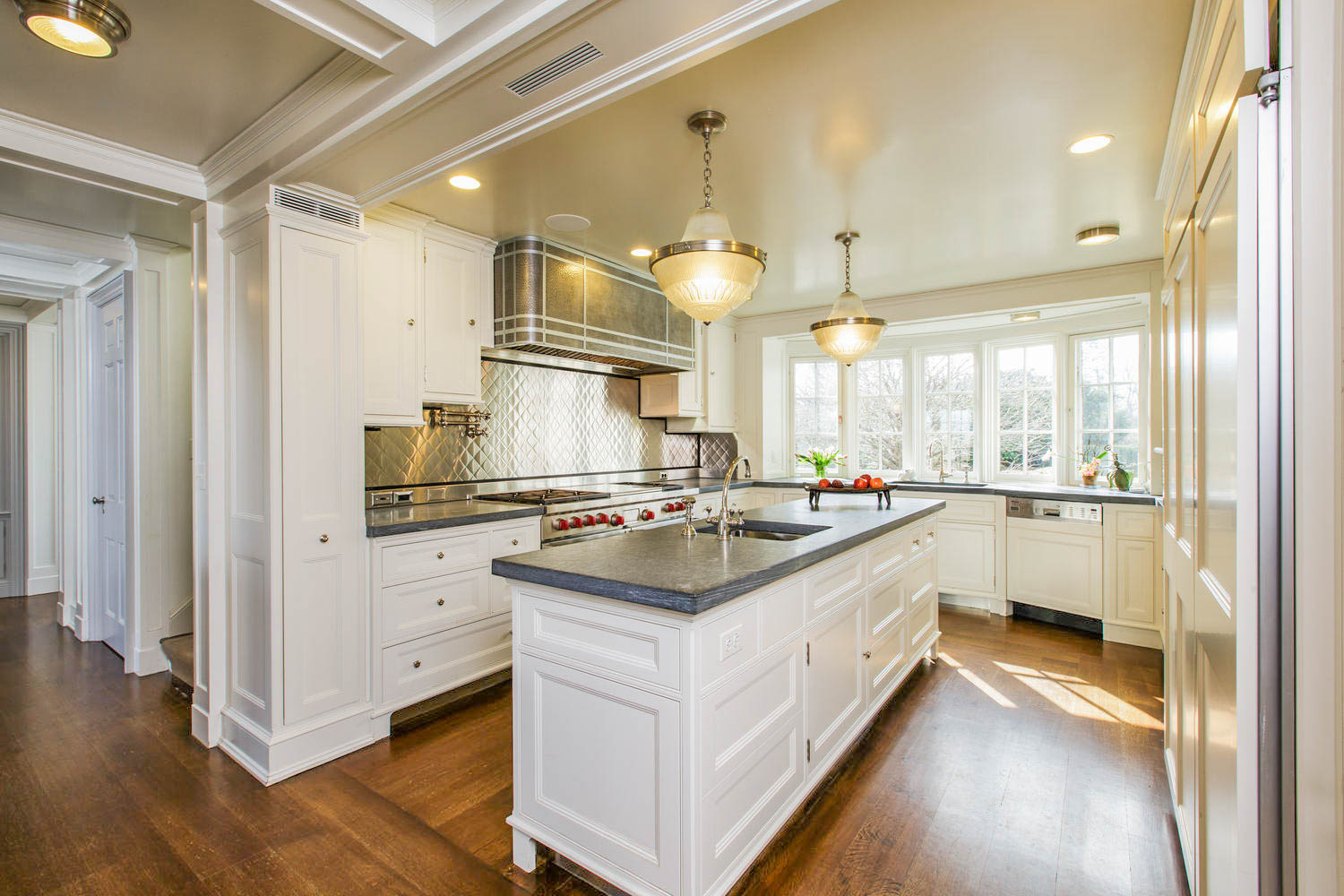 Private Gated 7 Acre Estate, New Canaan, Ct — New CanaanReal Estate ...